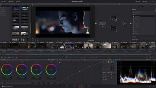 Advancing in DaVinci Resolve with Sergi Sanchez